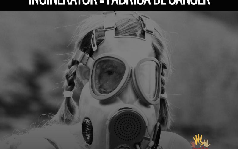 Bucureștenii se opun construcției unui incinerator de deșeuri