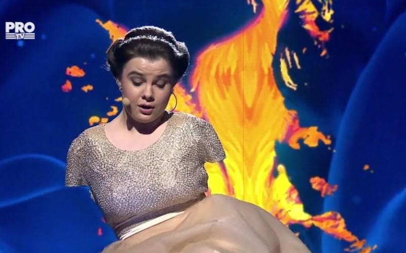 Lorelai Moșneguțu a câştigat finala Românii au talent 2017 de la Pro TV
