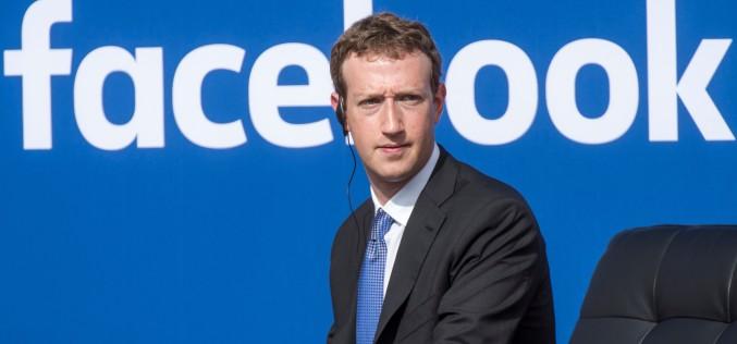 Mark Zuckerberg, fondatorul Facebook, va fi noul Președinte al SUA în locul lui Trump