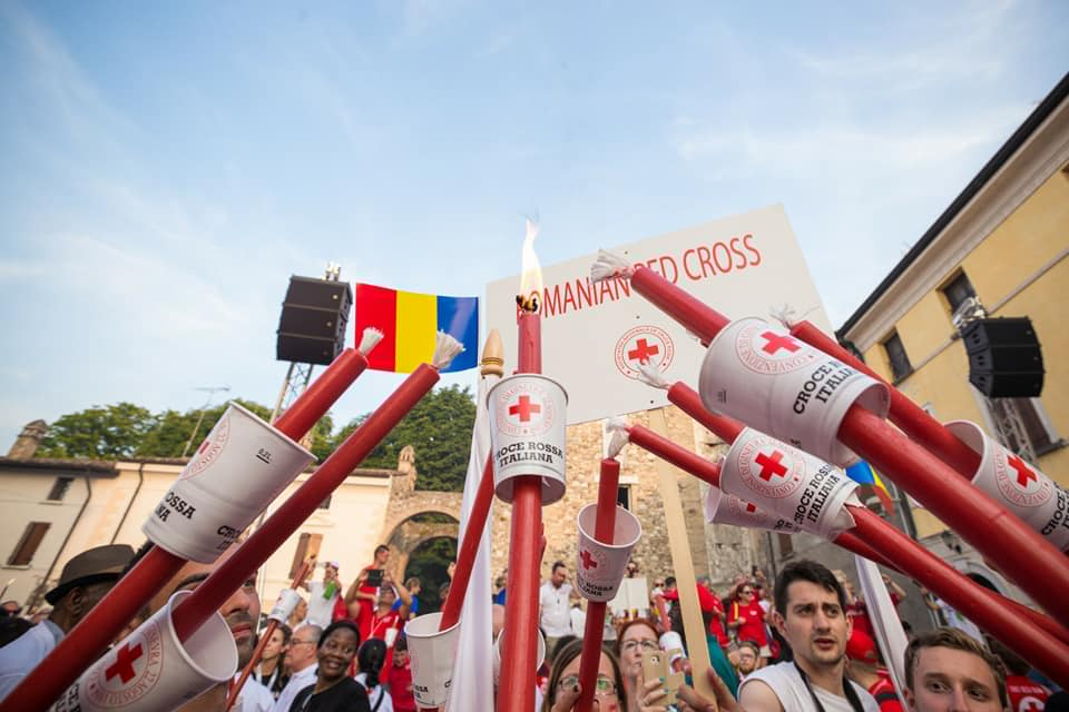 Solferino - Italia - Solferino, sărbătoarea înfiint ̧ării Crucii Roşii