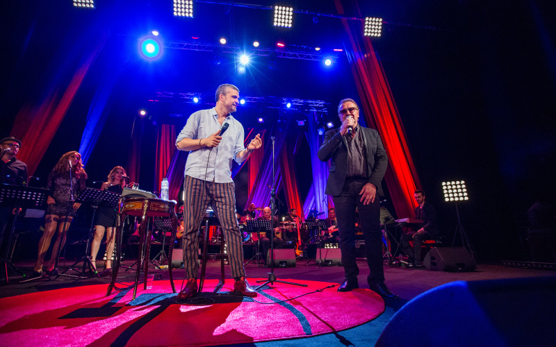 Aurelian Temisan, dupa concertul Unplugged de la TNB…la operatie!