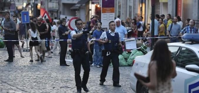 Atentat terorist la Bruxelles. O explozie s-a produs în Gara Centrală din Capitala Belgiei