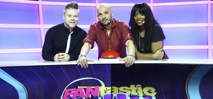 "Dan Helciug, Julie Mayaya, Rocsana Marcu și Rareș Varniote,  în competiție la ""FANtastic Show"""