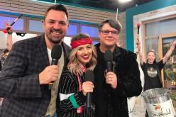 """Lidia Buble a petrecut în direct la """"Prietenii de la 11"""" alături de invitați surpriză"""