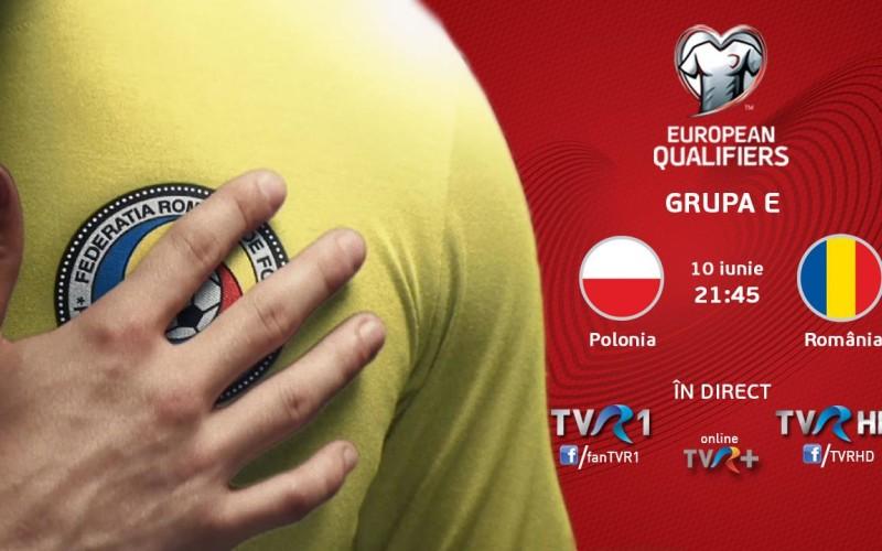 România joacă ultima șansă de calificare la Mondiale, pe 10 iunie în direct la TVR