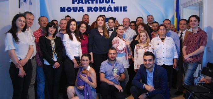 Noua Românie a împlinit doi ani de la înființare