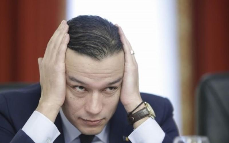 Guvernul Grindeanu a fost demis de Parlament prin moțiune de cenzură