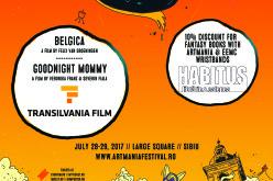 Transilvania Film vine la ARTmania cu filme premiate internațional!