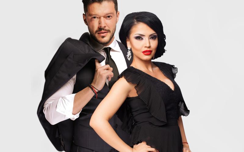 Andreea Mantea si Victor Slav, preferatii telespectatorilor la Kanal D