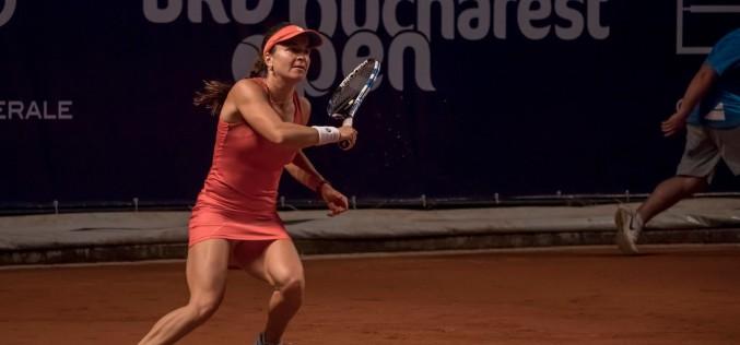 Alexandra Dulgheru, calificare dificilă în sferturi de finală la BRD Bucharest Open 2017