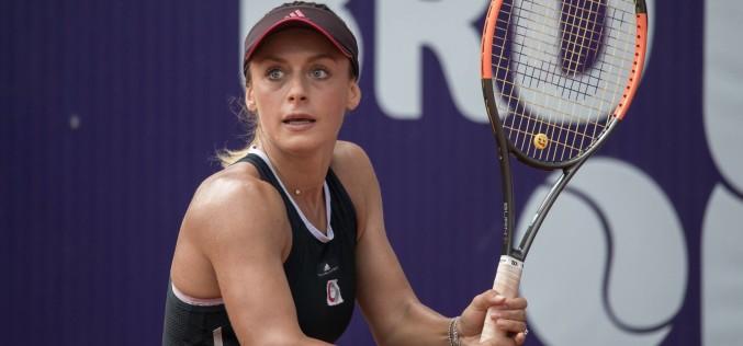 Ana Bogdan, înfrângere dramatică în primul tur la BRD Bucharest Open 2019