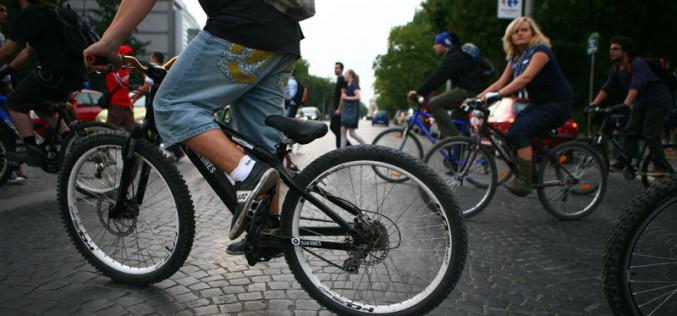 5000 de bucureșteni vor primi câte 500 lei pentru a-și cumpăra biciclete