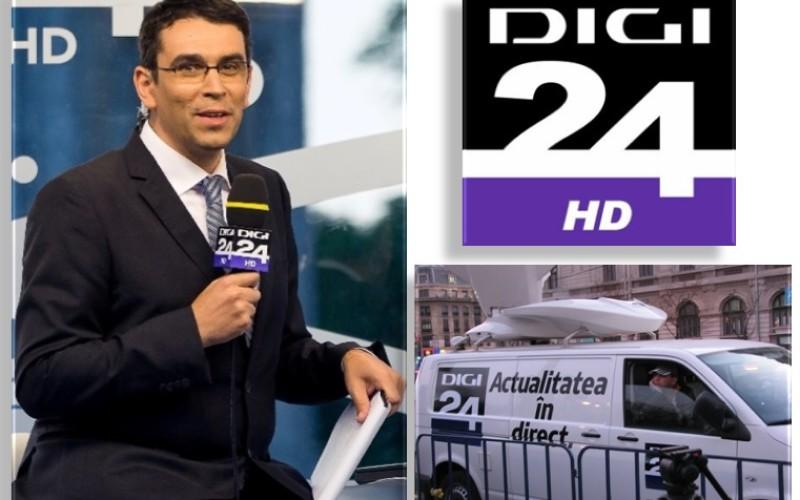 Se închide postul de ştiri Digi 24. RCS&RDS a ajuns la fundul sacului!!!