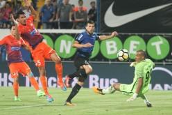 FC Viitorul, victorie fabulasă la deubutul în Liga Campionilor