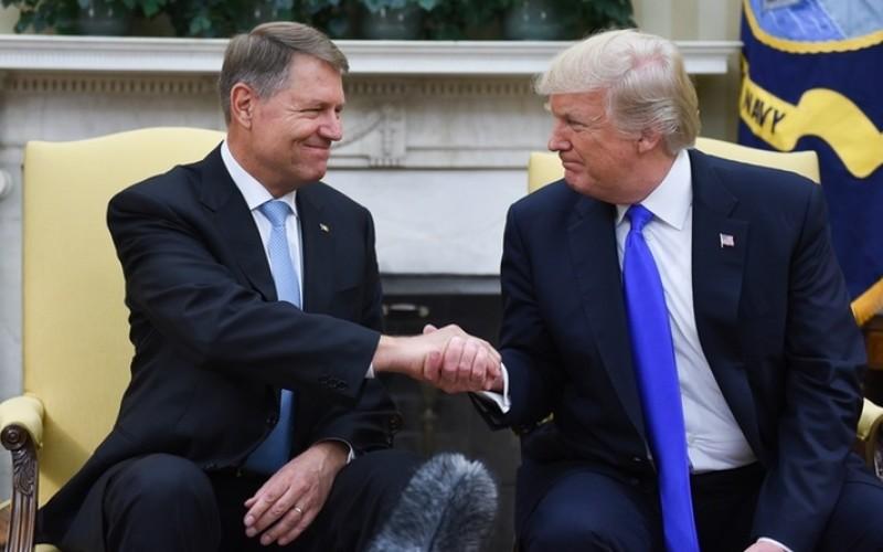 Preţul plătit de români pentru ca Iohannis să fie primit de Trump la Casa Albă: 3.9 miliarde de dolari