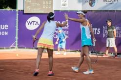 Irina Begu şi Raluca Olaru, calificate în semifinale la dublu la BRD Bucharest Open 2017