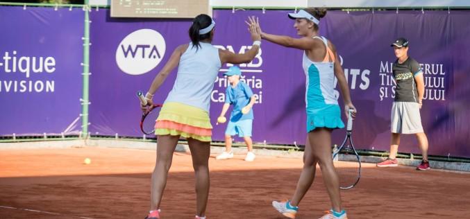 Irina Begu şi Raluca Olaru, calificare fabuloasă în sferturi de finală la dublu la Cincinnati