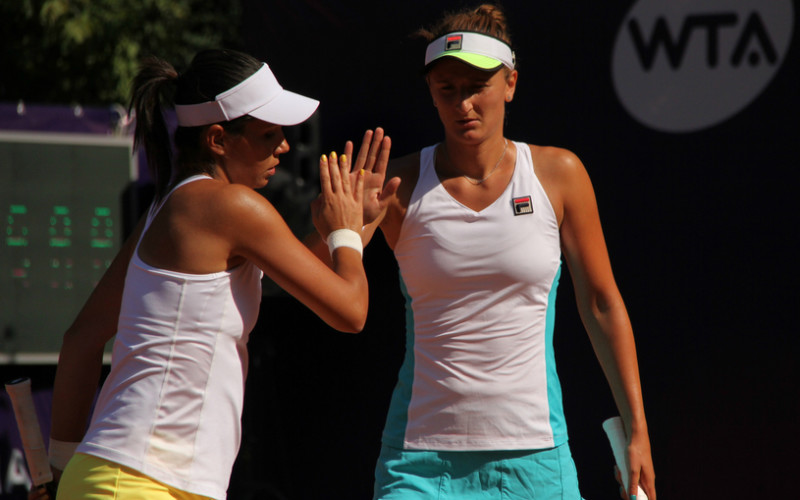 Irina Begu şi Raluca Olaru, calificare dramatică în optimi la dublu la Cincinnati