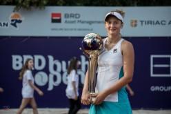 Irina Begu a cucerit în premieră turneul de tenis BRD Bucharest Open 2017
