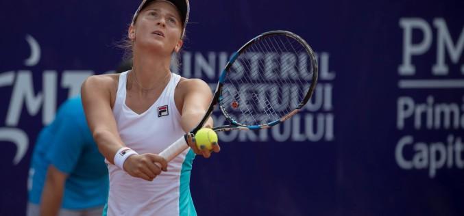 Irina Begu, calificare fabuloasă în semifinale la BRD Bucharest Open 2017