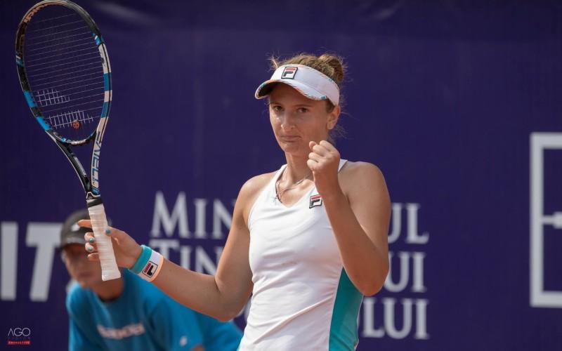 Irina Begu, calificare uriaşă în semifinalele turneului Shenzhen Open