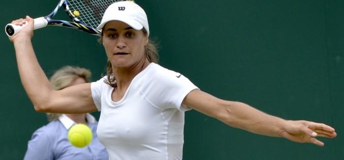 Monica Niculescu, victorie fabuloasă la Wimbledon