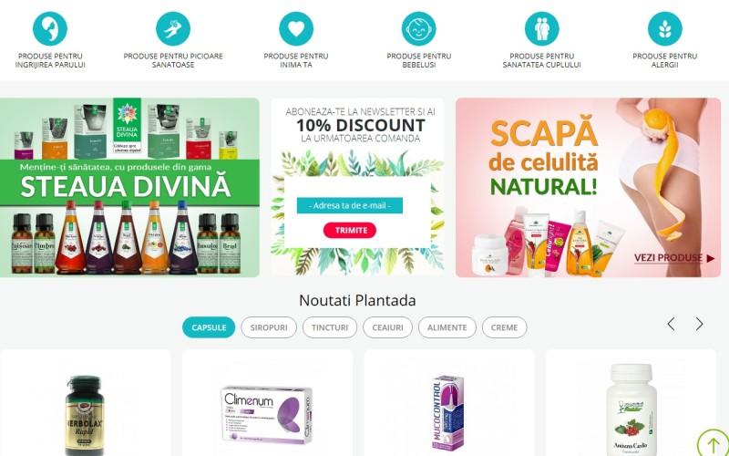 Comanda produse naturiste online – gama variata de alegere si livrare rapida