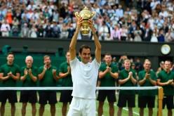 Roger Federer, Rege pentru a opta oară la Wimbledon