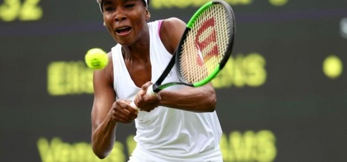 Venus Williams, victorie colosală la Wimbledon. La 37 de ani s-a calificat în finala turneului londonez