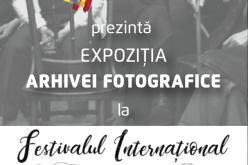 Expoziție fotografică Agnerpres la Festivalul Internațional de Teatru Gr. Vasiliu Birlic