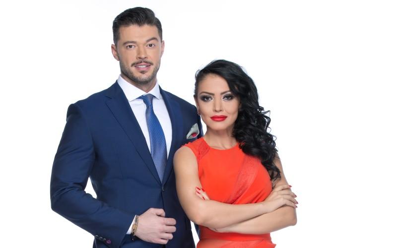 """Andreea Mantea si Victor Slav se alatura panelului vedetelor de la """"Super Potriveala"""""""