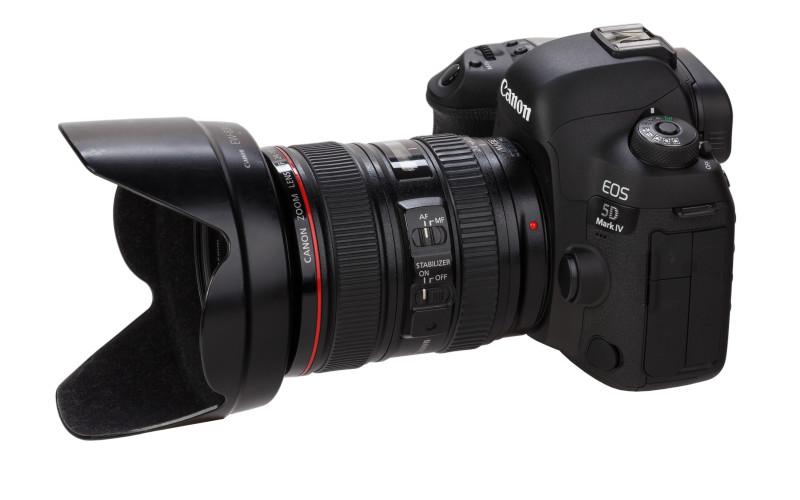 Noua cameră foto Canon – performanţă impresionantă şi imagine îmbunătăţită