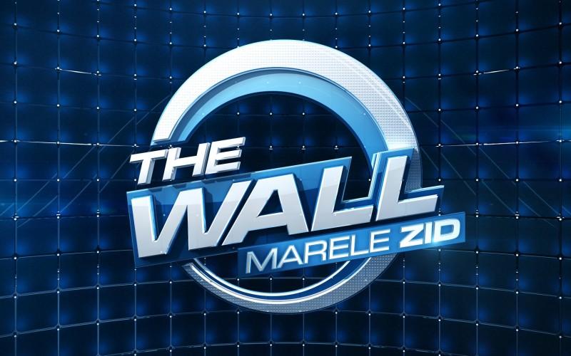 """Antena 1 a pregătit premii de jumătate de milion de euro la show-ul  """"The Wall – Marele Zid"""""""