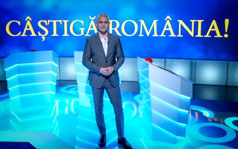 Virgil Ianţu CÂŞTIGĂ ROMÂNIA la TVR 2 cu sezonul doi
