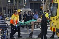 Atentat terorist la Barcelona. O furgonetă a intrat în mulţime şi a ucis cel puţin 13 persoane