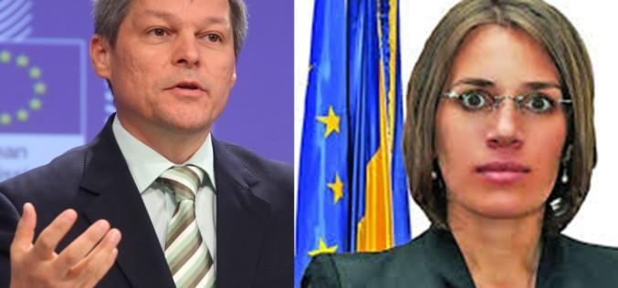 """Cioloş face """"România de bun simţ"""" cu pensionare de lux. Irina Alexe are o pensie nesimţită"""