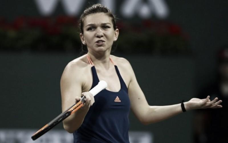 Simona Halep a pierdut în mod incredibil finala turneului de la Beijing