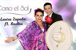 Laura Zapata si Radhu, despărţire emoţionantă – VIDEO