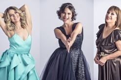 """Ramona Bădescu, Lidia Buble, Adriana Trandafir, Julie Mayaya și Anisia Gafton,  concurează la""""Te cunosc de undeva!"""""""