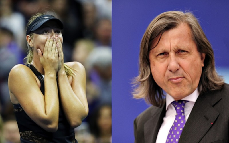 Ilie Năstase o face praf pe Maria Sharapova: E o drogată!!!