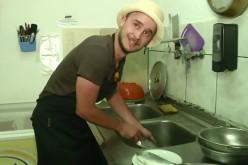 Șerban Copoț a fost nevoit să spele vase în Grecia