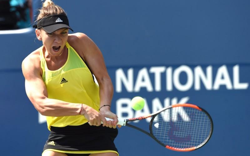 Simona Halep, meci fabulos la Toronto. Românca s-a calificat în semifinale!