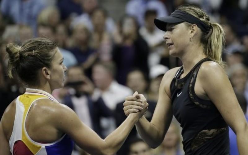 Simona Halep a dat lovitura. Meciul cu Sharapova de la US Open, desemnat drept cel mai bun din 2017!