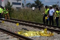 Mamă criminală. Şi-a ucis copii aruncându-se împreună cu ei în faţa trenului