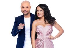 """Mihai Mitoşeru şi Andreea Mantea """"Striga darul"""" la Kanal D"""