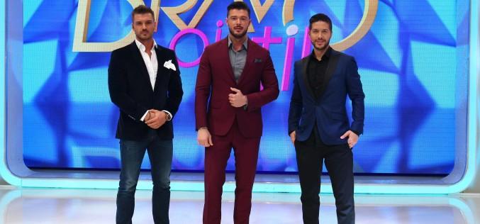 """Cei mai râvinţi bărbaţi din România, călătorie în timp la """"Bravo, ai stil!"""""""
