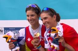 Aur pentru România la Mondialele de Canotaj în proba de dublu vâsle feminin