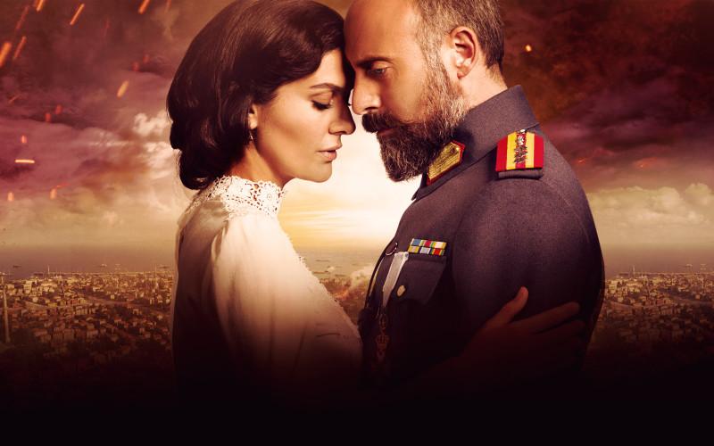 Halit Ergenc şi Berguzar Korel revin la Kanal D în cea mai intensă poveste de dragoste