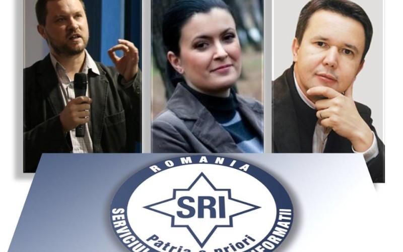 Bomba anului. Un fost ofiţer SRI dezvăluie numele jurnaliştilor care sunt ofiţeri acoperiţi!