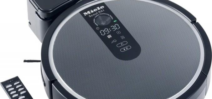 Asigura curatenia impecabila in casa ta cu un aspirator robot